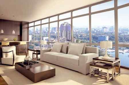 Удобства жилья бизнес-класса