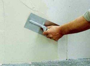 Штукатурка стен из гипсокартона своими руками: технология работ