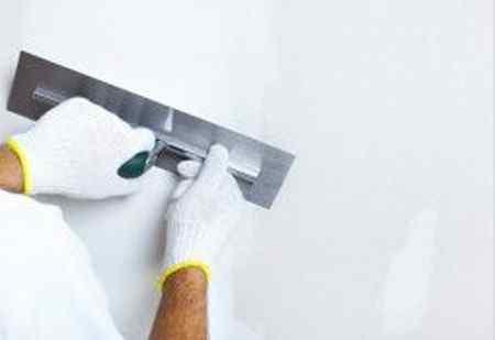 Технология штукатурки стен из гипсокартона