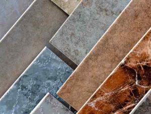 Виды керамической плитки по назначению и свойствам