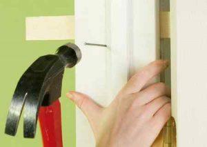 Ошибки при установке межкомнатных дверей своими руками