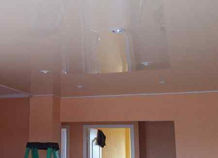 Виды натяжных потолков: ПВХ, тканевые и пленочные потолки