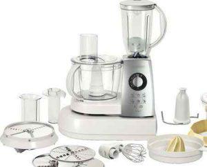 Основные причины неисправности кухонного комбайна