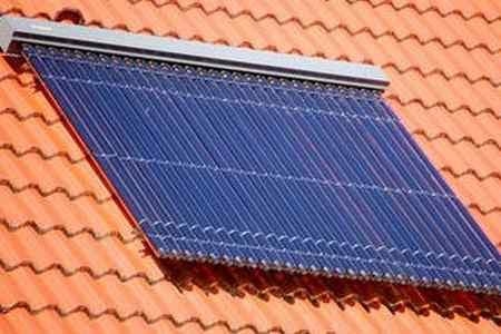 Из чего сделан солнечный коллектор