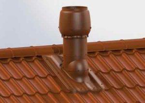 Вентиляция крыши из металлочерепицы и профнастила