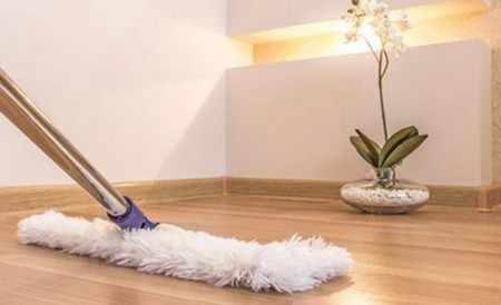 Уход за ламинатом - чем чистить ламинатные полы
