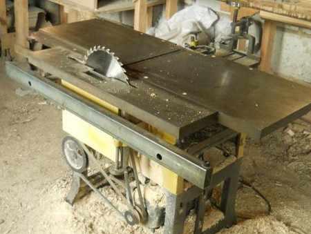 Оборудование для деревообработки: виды станков