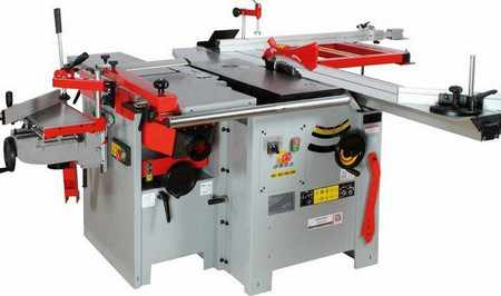 Современное оборудование для деревообработки: виды станков