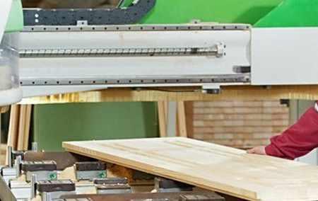 Виды оборудования для деревообработки
