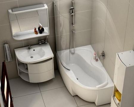 Ванны: разновидности, характеристики, выбор ванны