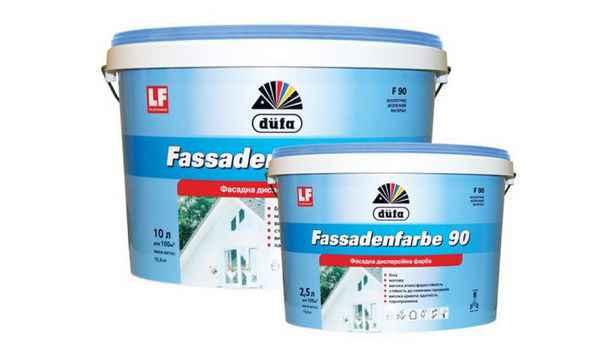 DUFA FASSADENFARBE 90