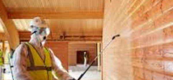 Антисептирование древесины: способы нанесения антисептиков