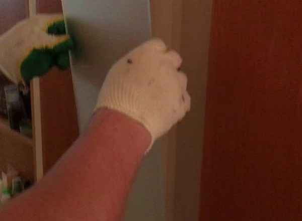 Как заменить стекло в межкомнатной двери своими руками?