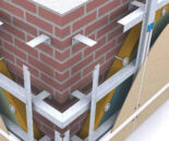 Система и устройство вентилируемых фасадов.